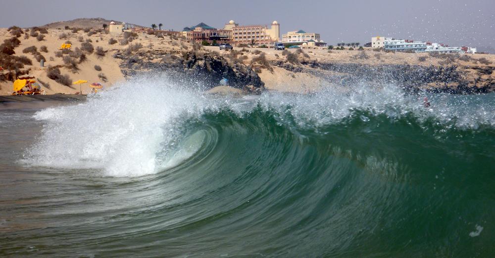 ...Playa Esmeralda...