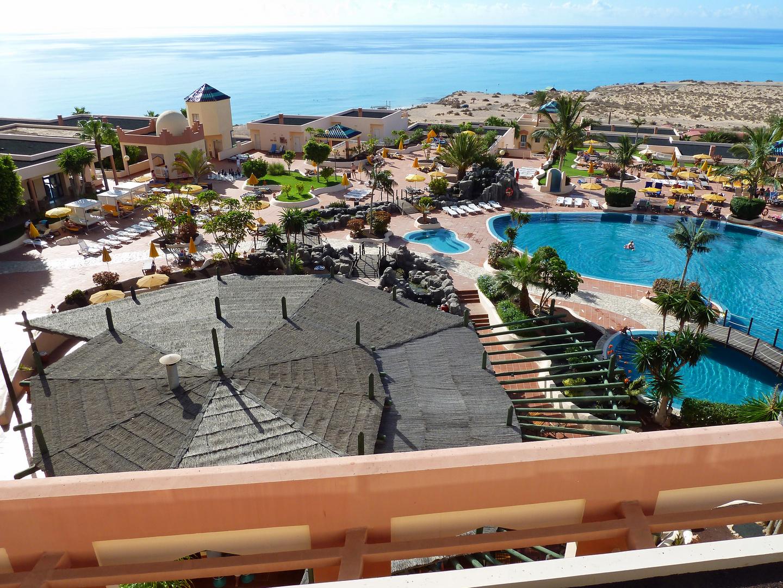 Playa Esmeralda Hotelanlage