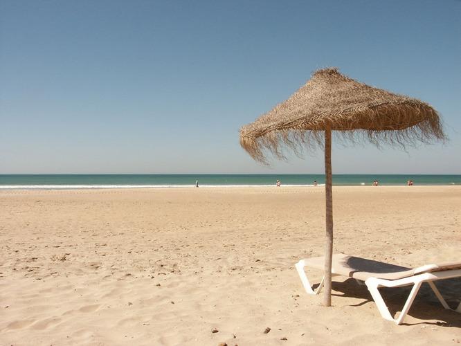 Playa in Andalusien