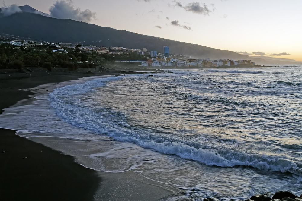 ... Playa Jardin ...
