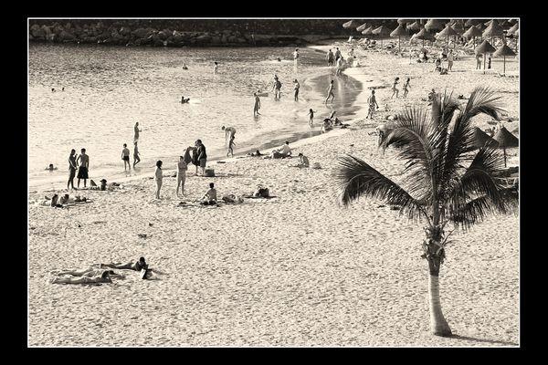 Playa la Pinta - Tenerife