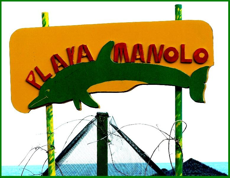playa manolo --