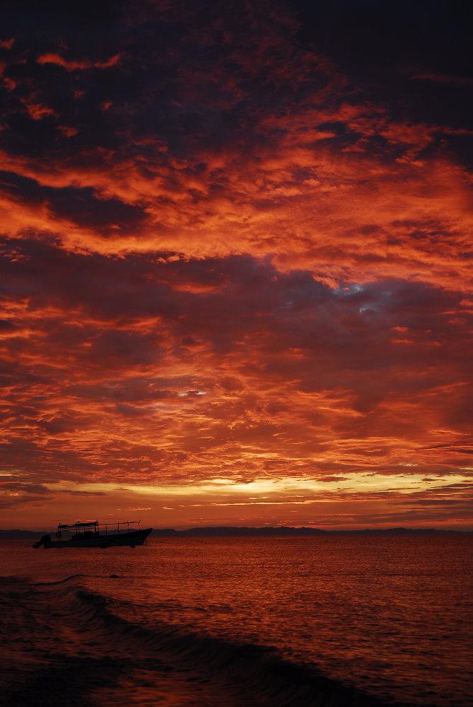 Playa Tecolote - BCS - 2007
