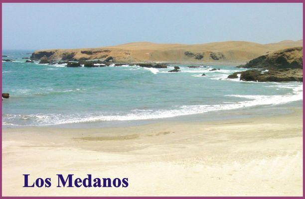 PLAYAS DE HUARMEY - LOS MEDANOS