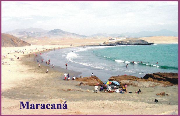PLAYAS DE HUARMEY - MARACANA