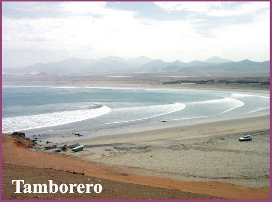 PLAYAS DE HUARMEY - TAMBORERO