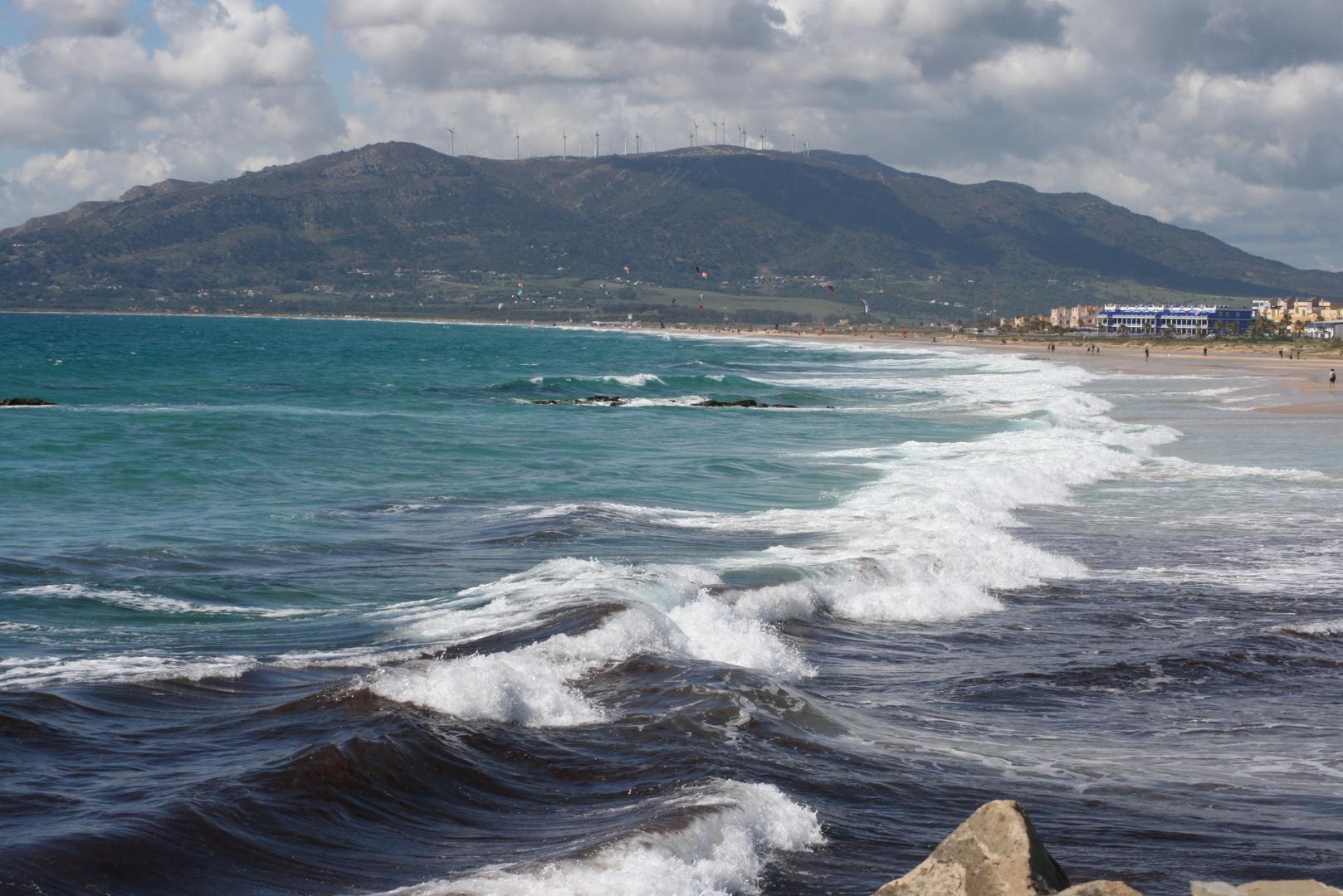 Playas de Tarifa (Cádiz)