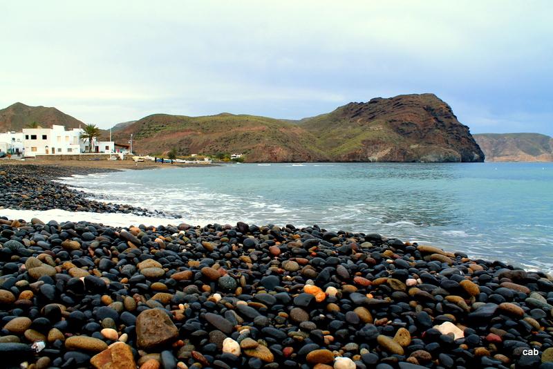 playas las negras,,almeria