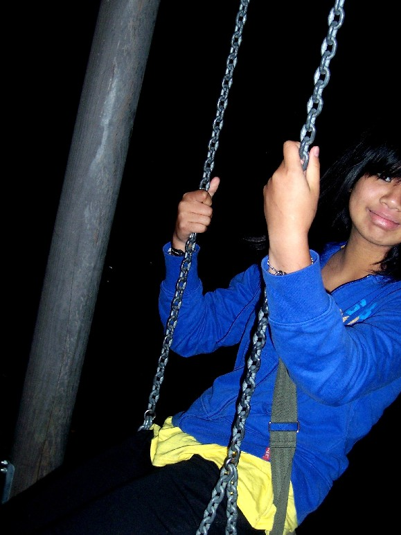 Playground by Night