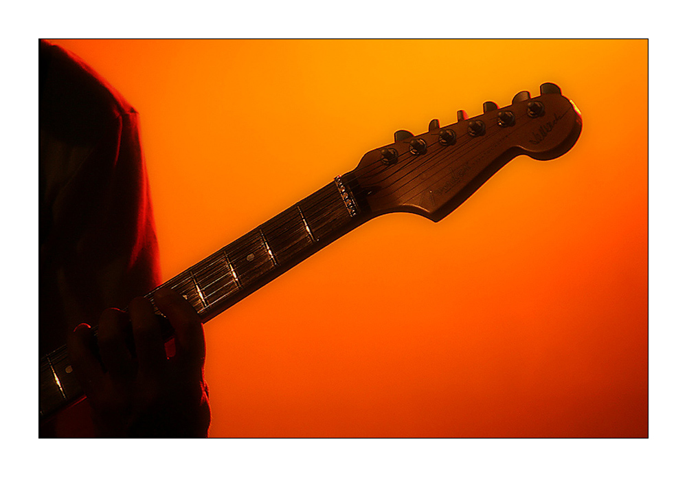 playin' guitar #1