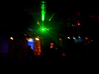 playing lights