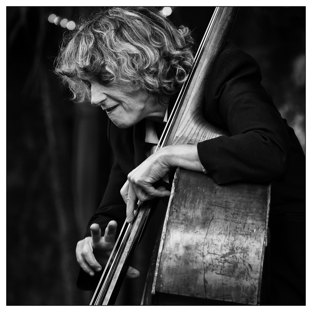 Playing the Bass (Patricia Lebeugle)