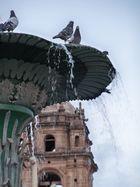 Plaza de Armas, Cuzco.