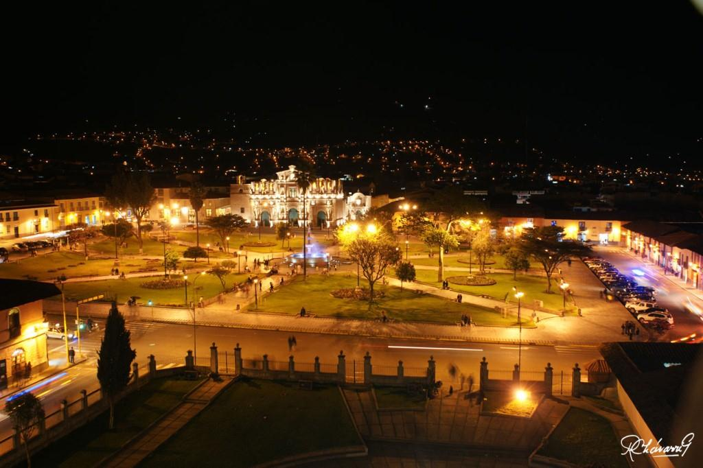 Plaza de Armas de Cajamarca