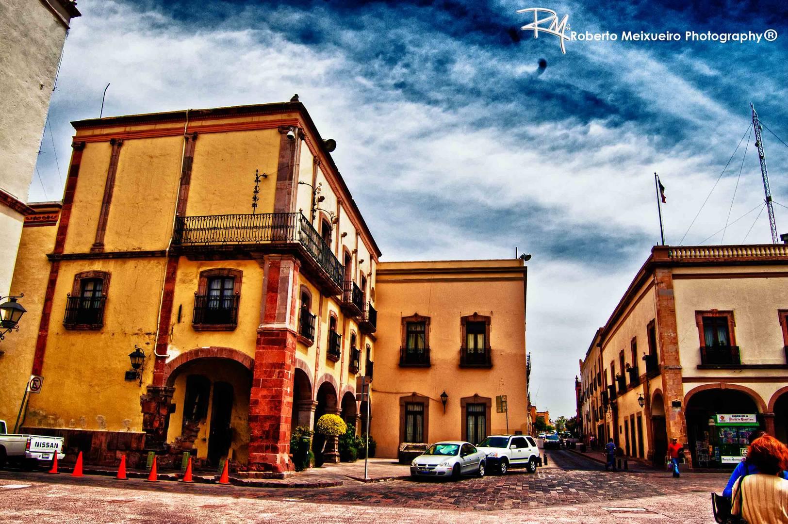 Plaza de Armas Queretaro, Qro