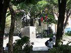 Plaza de Chacao. Este de Caracas.