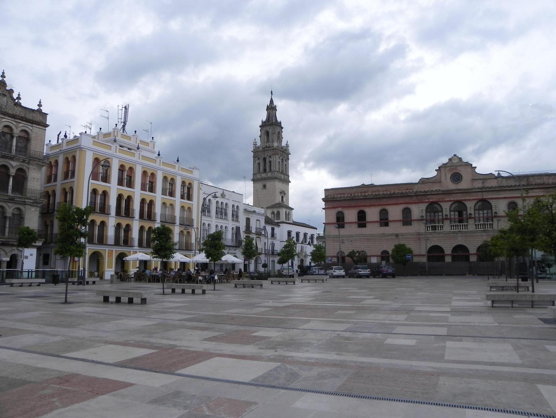 Plaza de España, , Ecija Sevilla
