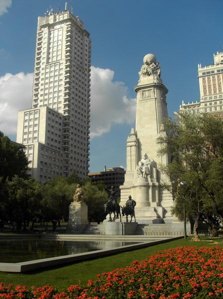 Plaza de España Madrid