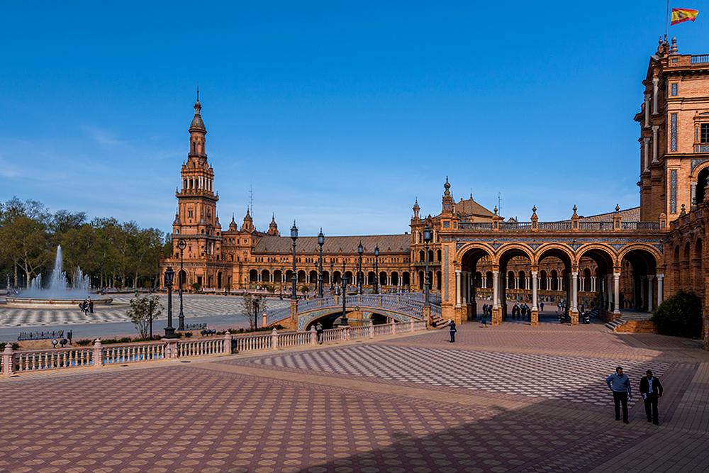 Plaza de Espana -1-