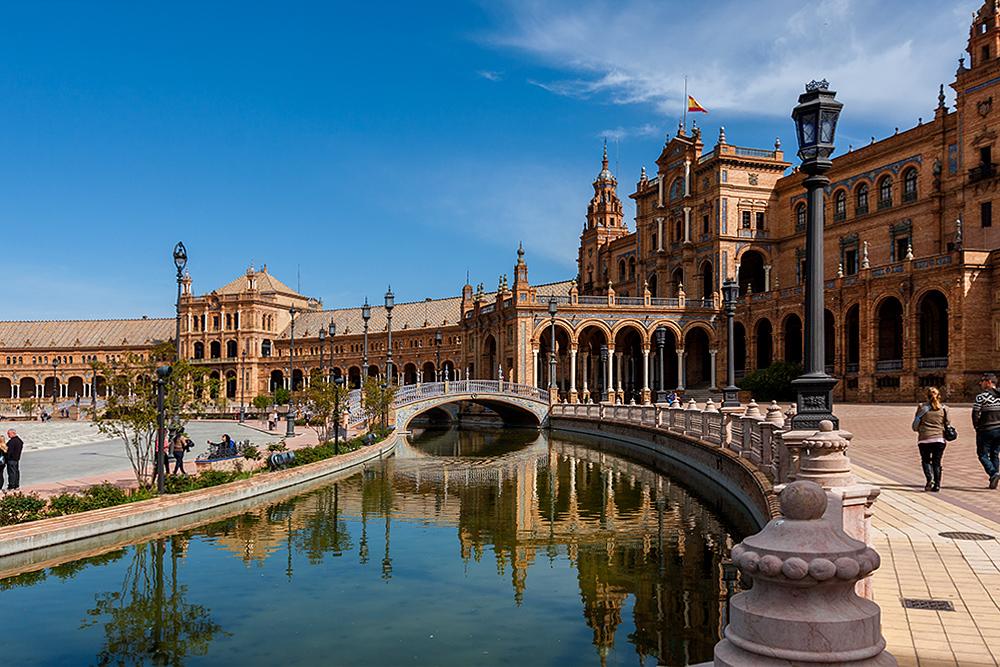 Plaza de Espana -3-