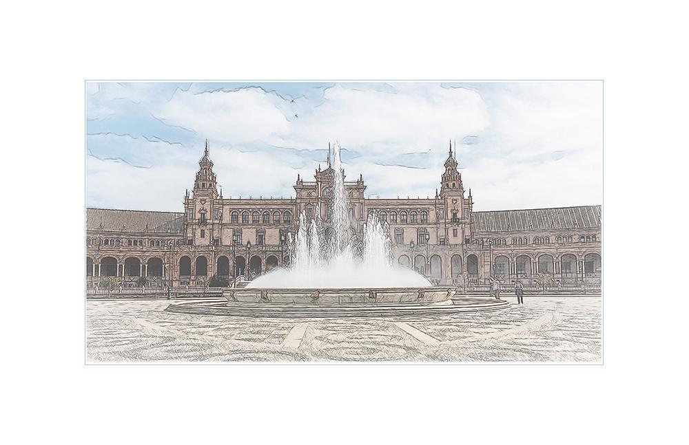 Plaza de Espana -5-
