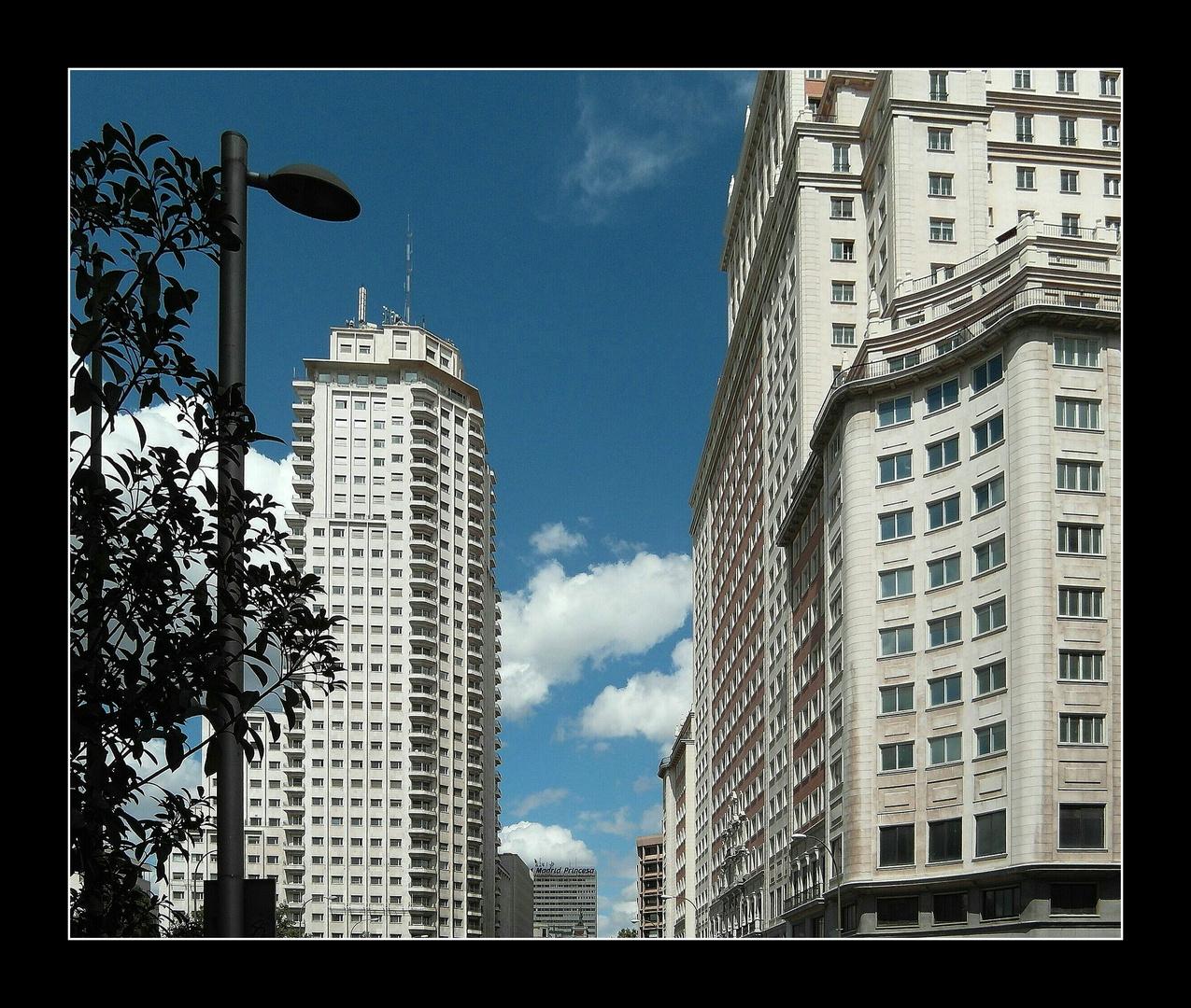 - Plaza de Espana -