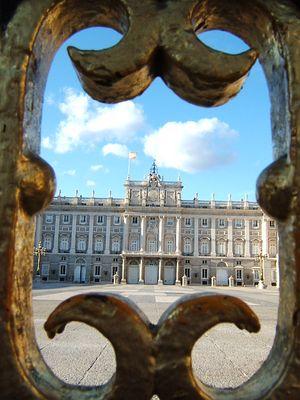 Plaza de la Armería - Madrid