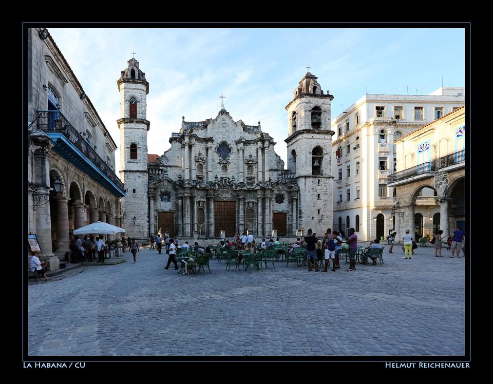 Plaza de la Catedral I, La Habana / CU