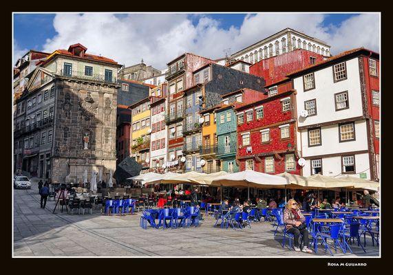 Plaza de la Ribeira