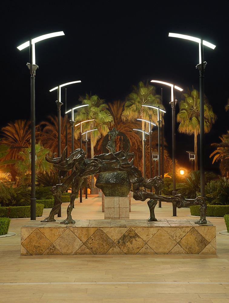~Plaza de Salvador Dalí~