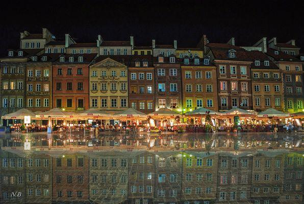 Plaza de Varsovia.