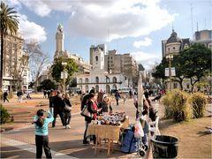 Plaza del Mayo