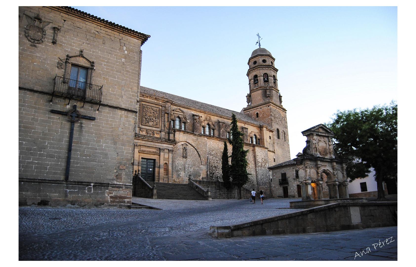 Plaza del Pueblo (Baeza)
