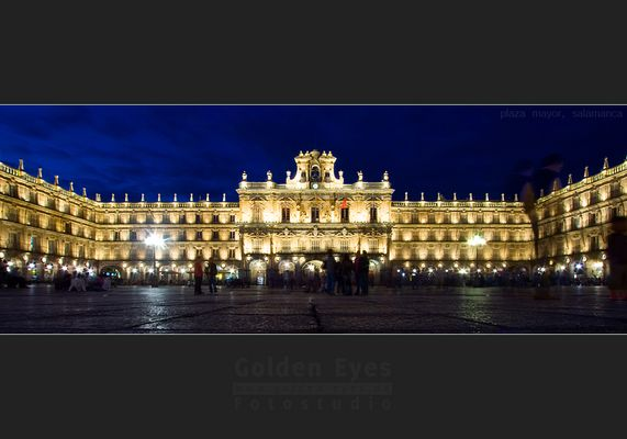 Plaza Mayor (Salamanca)