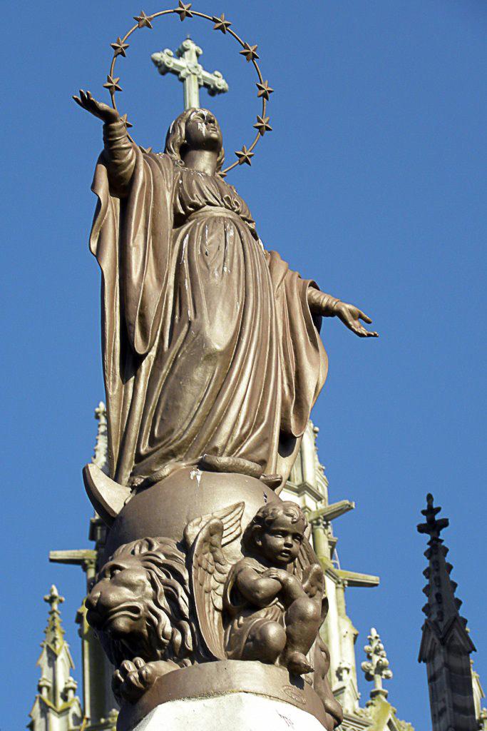 Plaza Moreno, Catedral, La Plata
