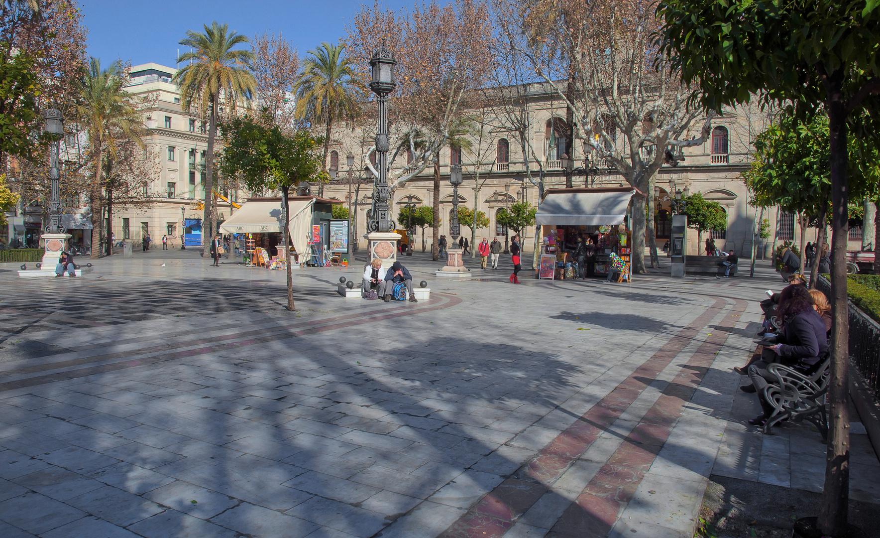 PLAZA NUEVA (Ayuntamiento de Sevilla)