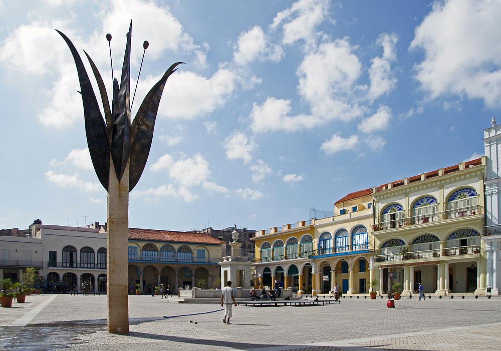 ..Plaza Vieja 5..