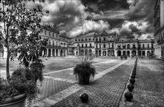 Plaza Vieja, Habana