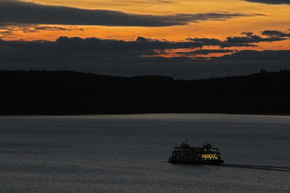Please pay the ferryman.....