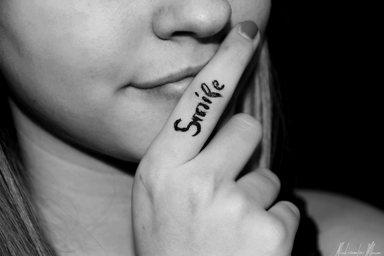 Please Smile.