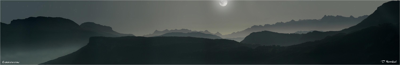 •Pleine lune•