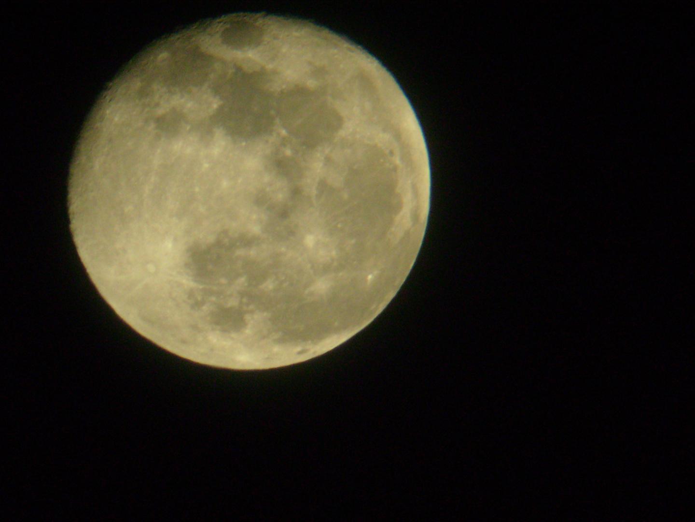 Pleine lune prise le 03/02/2007