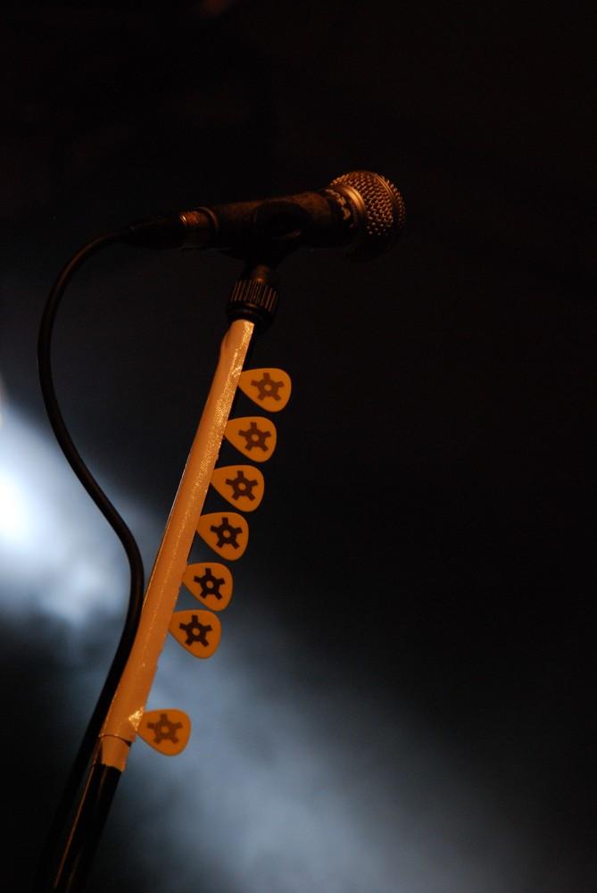 plek's & microphone