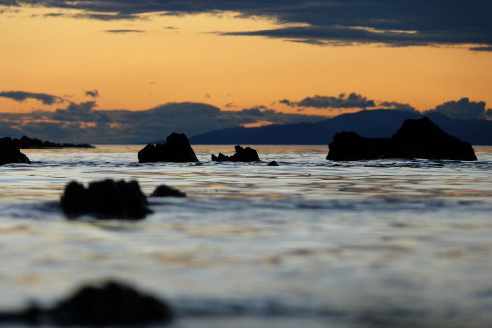 Plimmerton Beach, New Zealand