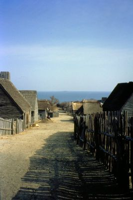PLIMOTH PLANTATION in Plymouth,MA