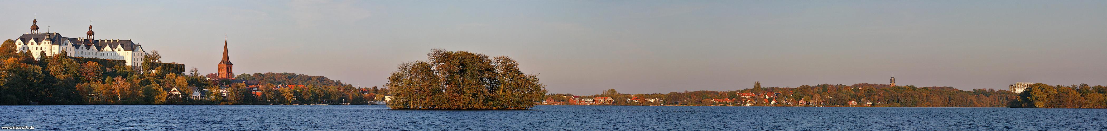 Plön-Panorama