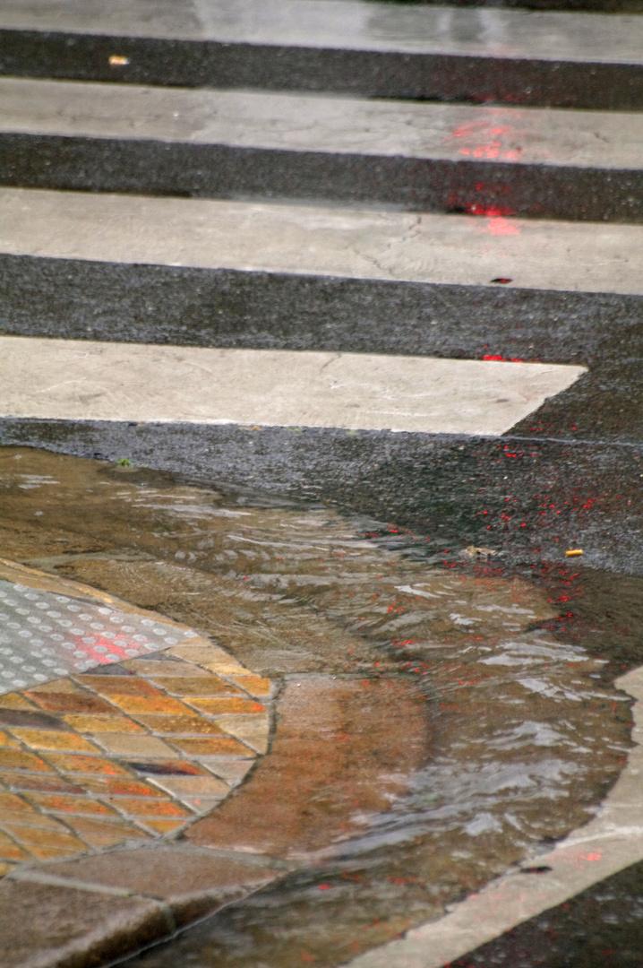 pluie sur bordeaux