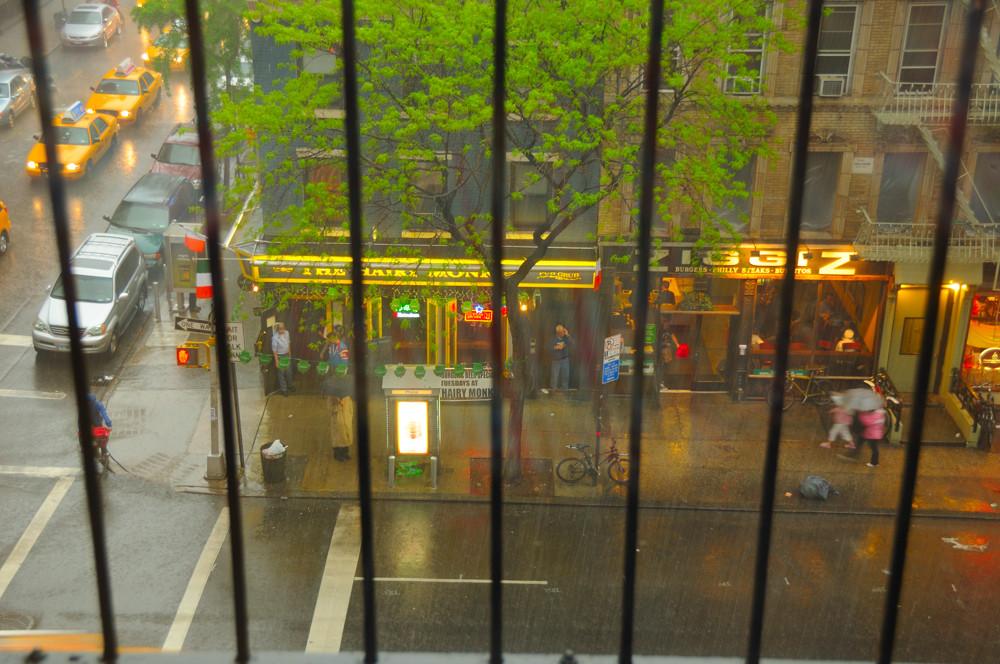 Pluie Torrentielle 3ème Avenue