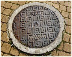 Pluvial sewers