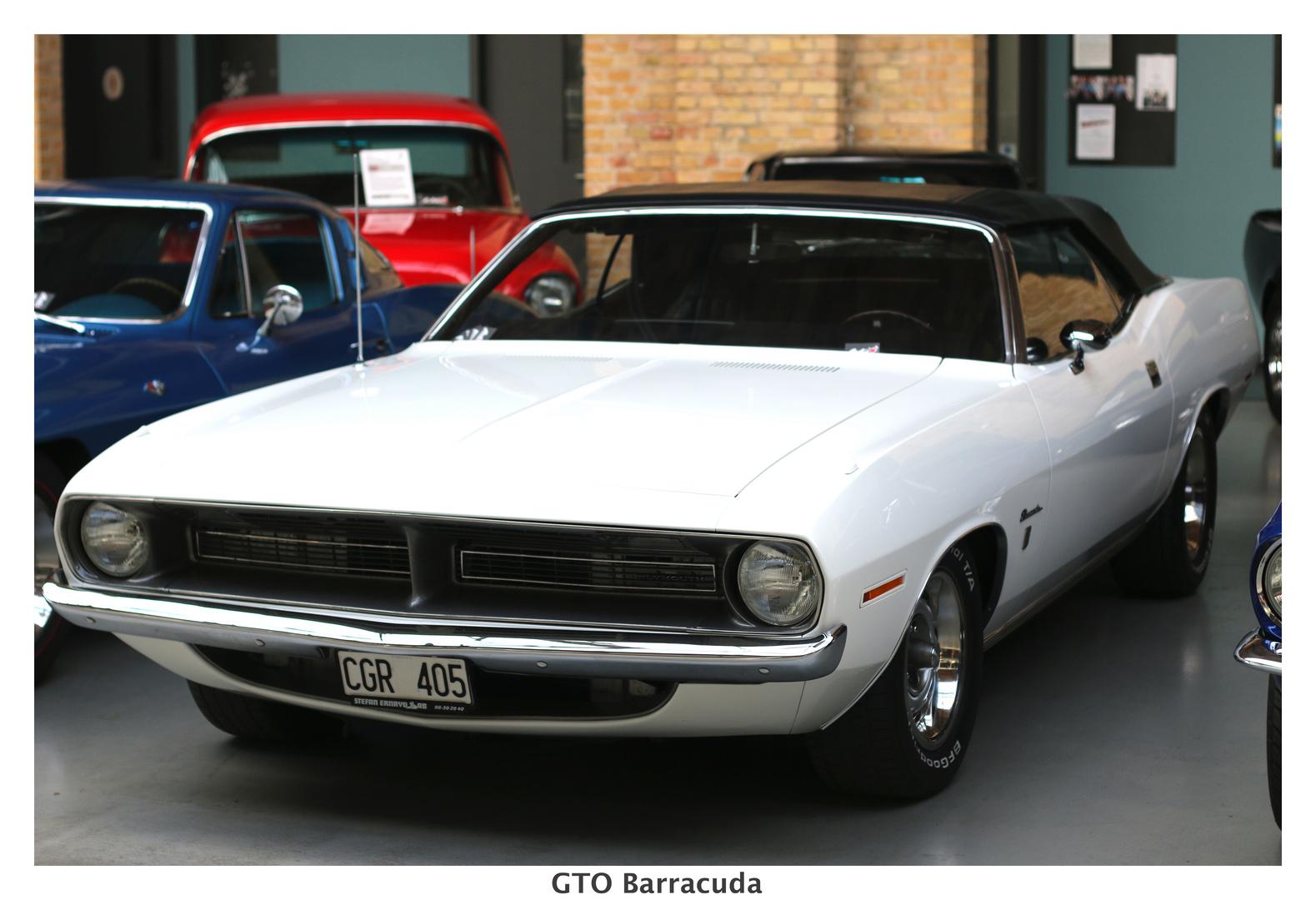 Plymouth Barracuda Grand Coupé